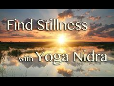 I AM Yoga Nidra: A Guided Meditation Experience Led by Liam Gillen Meditation Mantra, Yoga Nidra Meditation, Meditation Exercises, Yoga Mantras, Daily Meditation, Meditation Practices, Meditation Music, Meditation Rooms, Guided Relaxation