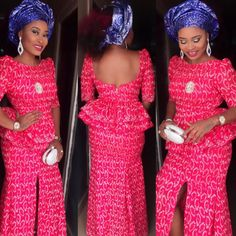 Gorgeous Aso-Ebi Styles and Trends....Stay On Top of Fashion Trends - Wedding Digest NaijaWedding Digest Naija