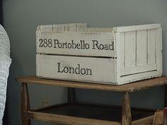 cute crate re-do Love Portobello Road!