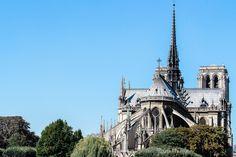 Notre Dame, Paris - DENTON & LOU