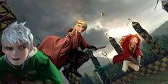 Bello!!Astrid+Quidditch=