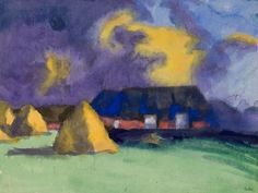 Towards 1930: Nolde and the Origins of Art - Statens Museum for Kunst