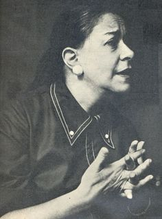 Chabuca Granda The Most Famous Woman Composer Of Peru, Great Singer Also.