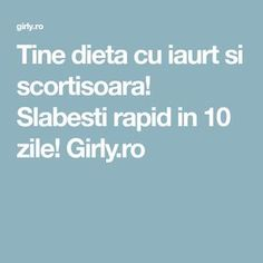 Tine dieta cu iaurt si scortisoara! Slabesti rapid in 10 zile! Girly.ro Health Fitness, Lose Weight, Medical, Workout, Sport, Therapy, Drop Weight Fast, Deporte, Medicine