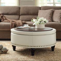 Possible option for Living Room Bassett Augusta Ottoman - Sam's Club