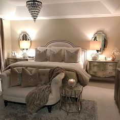 10 Ways To Bring Elegance To Your Bedroom | Pinterest | Bedrooms ...