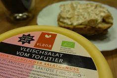Homeveganer: Vleischsalat vom Tofutier