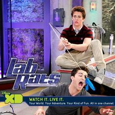 Chase/Gallery - Disney XD's Lab Rats Wiki
