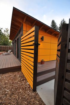 tiny backyard home office. This Company Is Making Backyard Offices Cool. Http://www.popsugar.com/home /Sett-Studio-Backyard-Office-Next-Tiny-Home-Trend-37119219?stream_view\u003d1#\u2026 Tiny Home Office