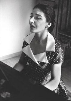 Poliuto ettore bastianini e maria callas la scala 1960 maria callas performances - Casta diva youtube ...
