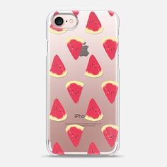 iPhone 7 Hülle WATERMELON - CRYSTAL CLEAR PHONE CASE