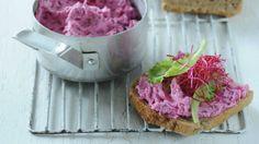 Pomazánka z červené řepy Foto: Dips, Cabbage, Food And Drink, Fresh, Vegetables, Cooking, Health, Recipes, Kitchen