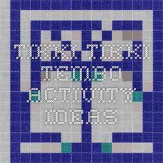 Tikki Tikki Tembo activity ideas
