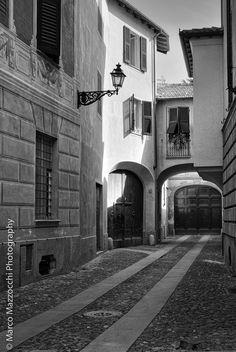 Novi Ligure, Vicolo Bianchi
