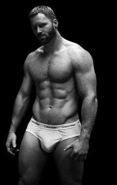 Nice bulge in that sexy white underwear. Speedos, Hairy Men, Bearded Men, Moustaches, Share Pictures, Black Men, Black And White, Ginger Men, Ginger Beard