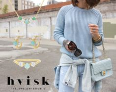 Complete your look hvisk jewelry