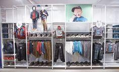 KIABI KIDS MERCHANDISING DESIGN STORE #merchandising #design #store