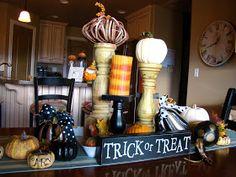 Non-Scary Halloween Ideas.