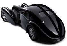1938 Bugatti 57s Atlantic