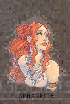 Aphrodite by *Fedini