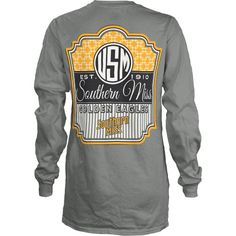 Image for Three Squared Women's University of Southern Mississippi Lollipop 2 T-shirt from Academy