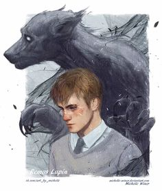 Photo: Remus Lupin / Werewolf by Michelle-Winer