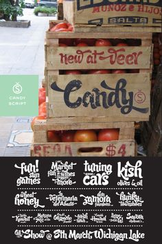 Candy Script Typeface by Ale Paul for Sudtipos http://www.sudtipos.com/fonts/94