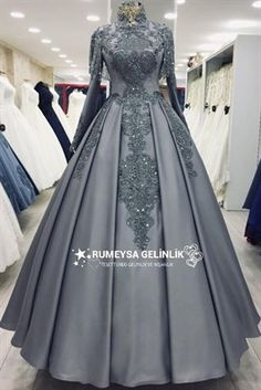 Hijab Evening Dress, Evening Dresses, Formal Dresses, Hijab Fashion, Fashion Dresses, Engagement Dresses, Designer Wedding Dresses, Beautiful Dresses, Ball Gowns