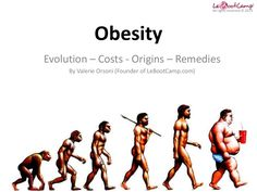 presentation-on-the-obesity-epidemic-stanford-hospital-march-2013 by LeBootCamp via Slideshare