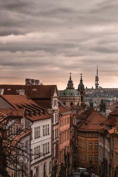Prague, Czech Republic by Andrew Vasiliev on 500px