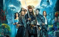 WALLPAPERS HD: Pirates of the Caribbean Dead Men Tell No Tales