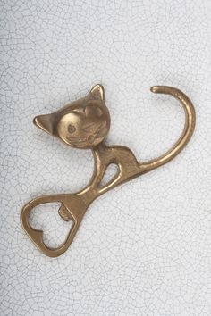 Décapsuleur Chat Noir Bottle Opener, Bump, Brass, Tableware, Cat Breeds, Black People, Bottle Openers