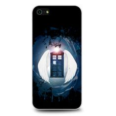 Tardis Black Hole iPhone 5[S] Case