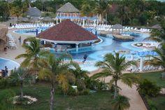 One of the pools at Laguna Azul, Veradero, Cuba Varadero, Cuba Hotels, Spa Design, Wedding Locations, Pools, Places Ive Been, Trip Advisor, Vacations, To Go