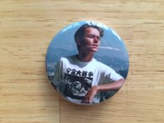 NOW IN STOCK River Phoenix Inspired Button by PastelPotter on Etsy https://www.etsy.com/ca/listing/268007465/now-in-stock-river-phoenix-inspired