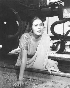 """ Ava Gardner in Bhowani Junction (1956) """