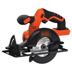 Black+decker 20V Max  Circular Saw (Bare Tool) - Orange 0cde48d8f1