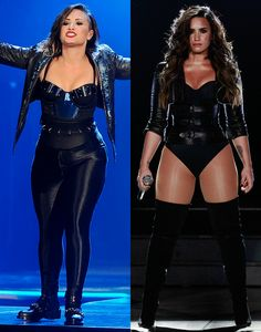 Demi World Tour vs. Future Now