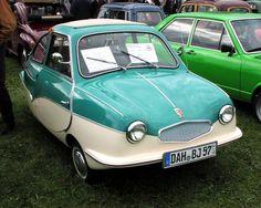 Fuldamobil Sporty
