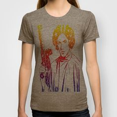 Princess Leia T-shirt by mchlsrr - $22.00