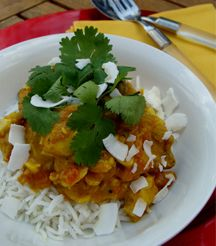 Get a taste of the Cape with this Malay fish curry. Fish Curry, Best Places To Eat, Restaurant Bar, The Good Place, Cape, Cooking, Food, Mantle, Kitchen