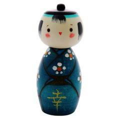 Kokeshi Doll - Shiawase