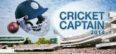 New post (Cricket Captain 2014 APK+DATA - Android game) has been published on Android Games And Apps:  http://androgamehouse.blogspot.com/2014/10/cricket-captain-2014-apkdata.html