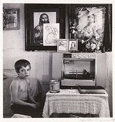 Appalachia, Milton Rogovin, 1969. © Milton Rogovin. Gift of Dr. John V. and Laura M. Knaus