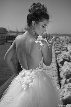 Классика и современность: свадебные платья A&J Designers 2017 в Свадебном блоге VEIL&TIE