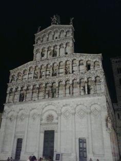 Lucca chiesa San Michele in foro iniziata a costruire nel 1070
