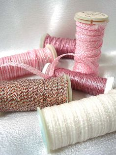 Pink threads | Flickr - Photo Sharing!