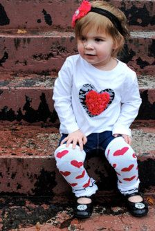 Clothing in For Kids & Baby - Etsy Valentine's Day