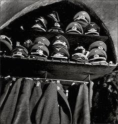 Occupied Oaris, Juin, 1940 (German uniforms), Roger Schall