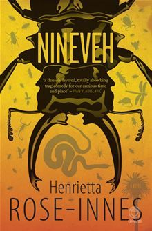 "Read ""Nineveh"" by Henrietta Rose-Innes available from Rakuten Kobo. There's an out-of-control swarm of insects hampering the completion of Nineveh, a luxury estate outside Cape Town. The Outsiders, Rose, Book Covers, Graphic Design, Artist, Pink, Artists, Roses, Visual Communication"
